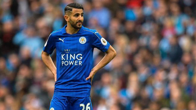 La etapa de Riyad Mahrez en el Leicester llega a su fin