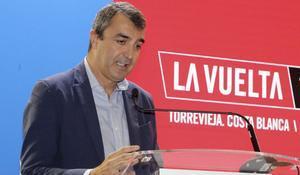 Javier Guillén, director de la Vuelta a España