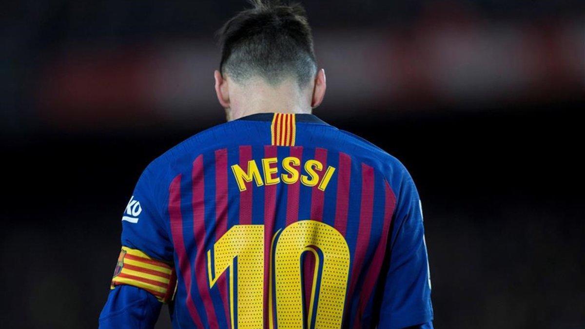 Messi también lidera el ranking de lanzamientos del FC Barcelona a la madera