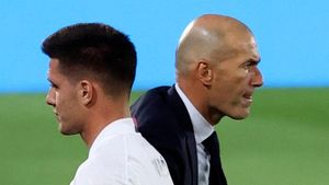 Luka Jovic reconoce falta de comunicación con Zinedine Zidane en el Real Madrid