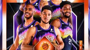 Los Suns vuelven a una Final de Conferencia 11 años después