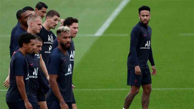 El Real Madrid quiere quedarse con Neymar este verano