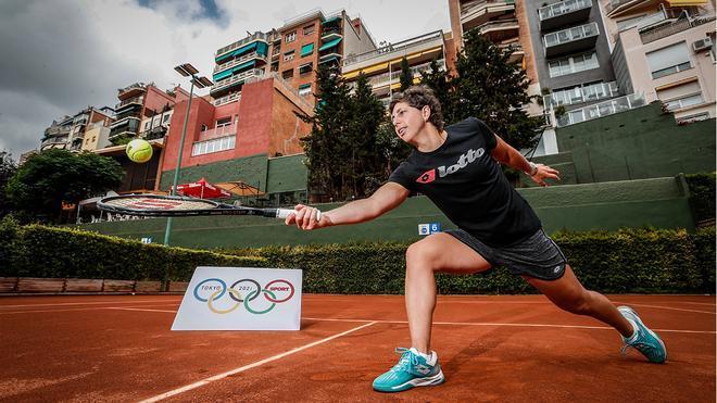 Carla Suárez: Es una buena despedida poder estar en Tokio