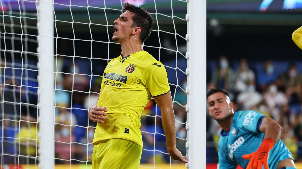 El resumen del empate del Villarreal ante la Atalanta