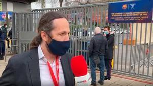 Marc Duch: Font tiene que ser el presidente del Barça por la profundidad de su proyecto