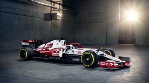 Así es el nuevo monoplaza de Alfa Romeo para la F1