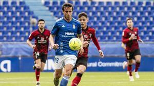 El resumen del empate entre el Oviedo y el Mirandés