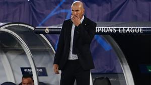Zidane asumió la responsabilidad por las dos derrotas