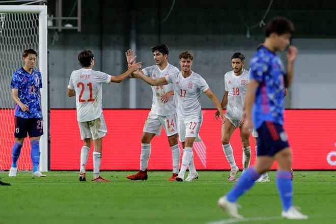 Apuestas JJ OO: España va a por el oro en fútbol