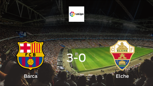 Barcelona run riot, scoring 3 without reply at the Nou Camp