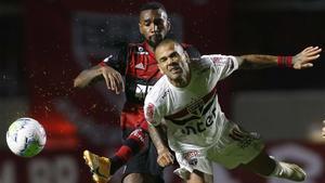 Una victoria ante el Sao Paulo le asegura el título al Flamengo