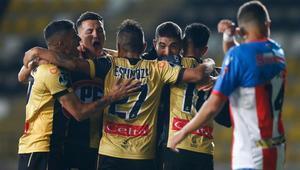 Coquimbo Unido logró un importante triunfo y ya está en octavos de final