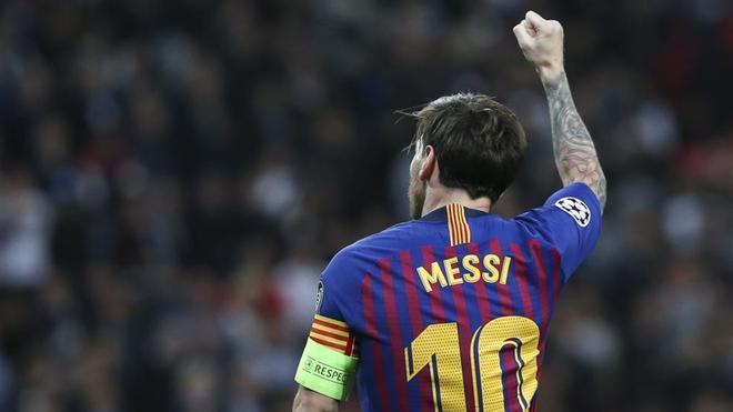 Leo Messi trasciende con su fútbol estadísticas y títulos