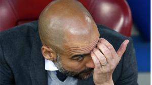 Guardiola ha recibido muchas críticas