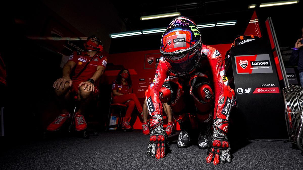 Segunda victoria consecutiva de MotoGP de Pecco Bagnaia en el GP de San Marino