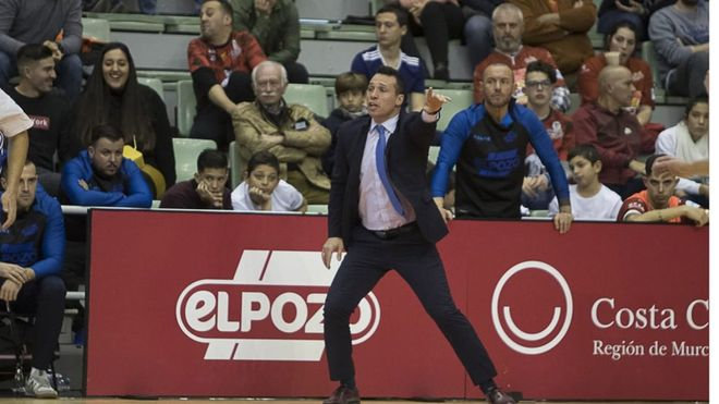 Diego Giustozzi renovará este martes con ElPozo