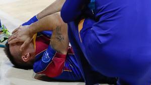 Sergio Lozano pasará por el quirófano