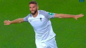 Domingos Duarte sorprendió al Barça con un tempranero gol