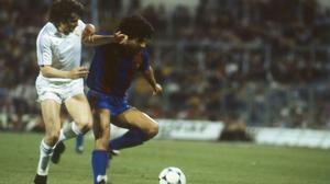 El homenaje del Barça a Maradona en forma de vídeo