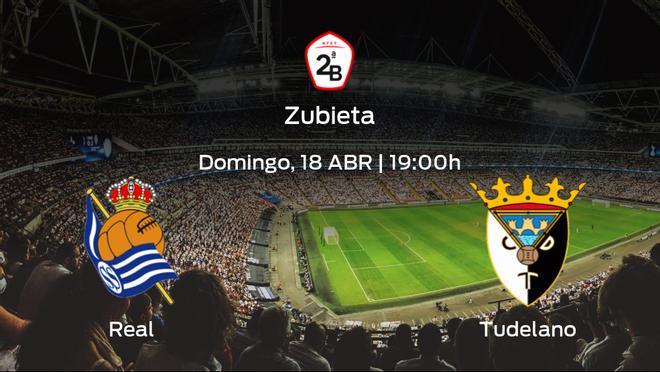 Previa del partido: Real Sociedad B - Tudelano