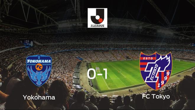 El FC Tokyo vence 0-1 en el feudo del Yokohama