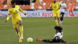 Tras la primera mitad de la temporada, el Valencia aún no ha encontrado su mejor versión