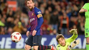 Jugar con Messi sí debería ser alineación indebida: Definición de lujo para sentenciar al Levante
