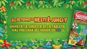 La mítica tableta Nestlé Jungly regresa al mercado