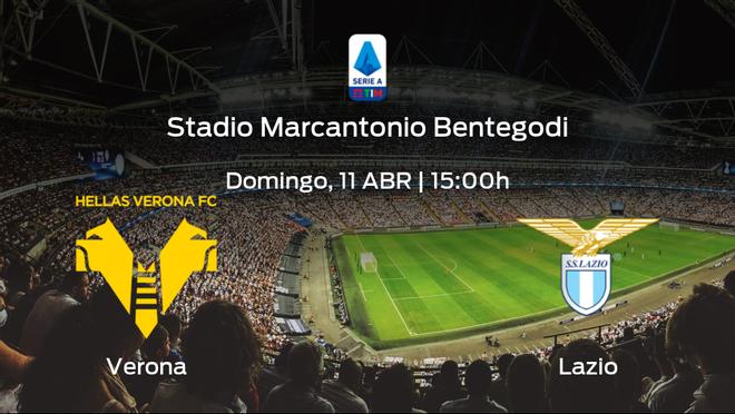 Previa del partido: Hellas Verona - Lazio