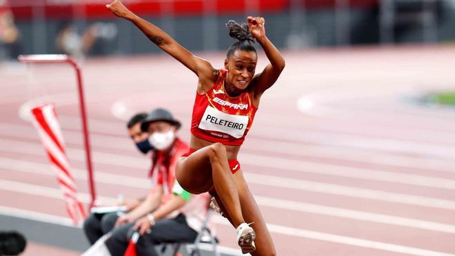 Ana Peleteiro rindió a gran nivel en la clasificación