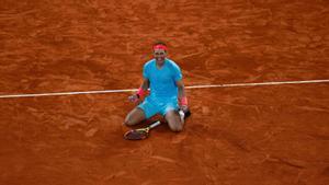 Nadal gana su 13º Roland Garros