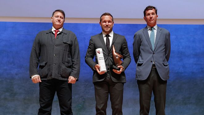 Víctor Tomàs: Premio Legendario