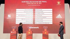Alcoyano-Athletic y Rayo Vallecano-Barcelona, en octavos de final de Copa