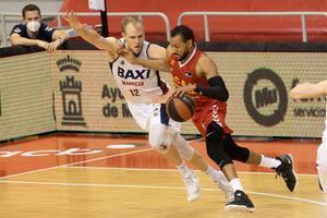 El BAXI se llevó la victoria de Murcia