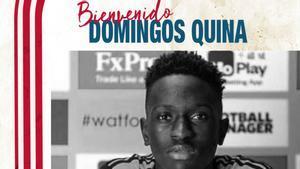 Domingos Quina, nuevo fichaje del Granada