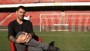 La primera entrevista a Víctor Valdés