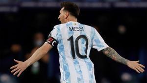 Leo Messi está intratable en la Copa América
