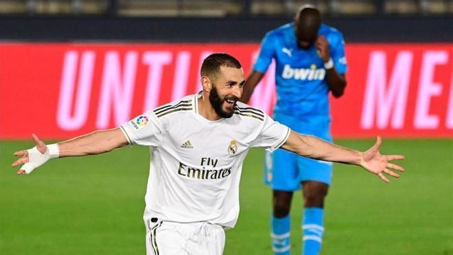 El Real Madrid se encuentra a un par de victorias de conseguir el campeonato