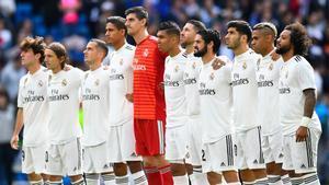 La plantilla del Real Madrid se sigue devaluando
