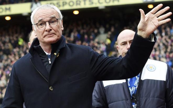Ranieri está haciendo historia con un Leicester que está asombrando a todo el mundo