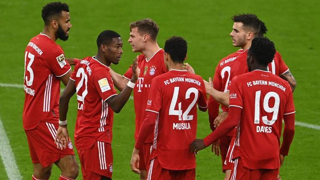 El Bayern derrota al Bayer Leverkusen y amarra la Bundesliga
