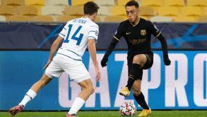 Dest jugó un gran partido en Kiev
