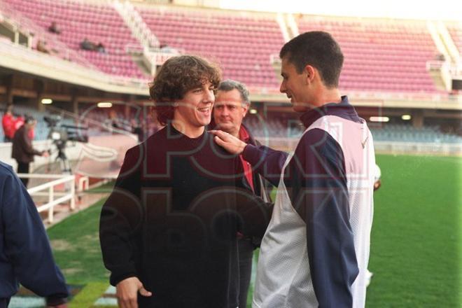 15.Carles Puyol 1999-2000