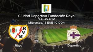 Previa del encuentro de la jornada 7: Rayo Vallecano Femenino - Deportivo Abanca