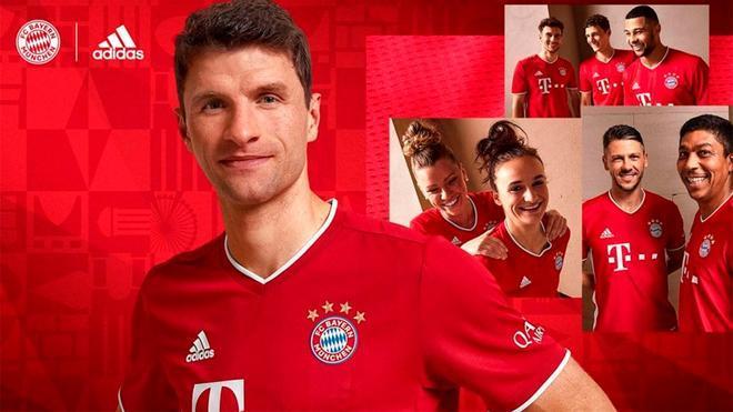 Bayern Múnich 2021-2022 (local)