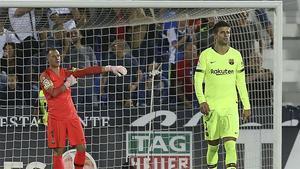Así fue el gravísimo error de Gerard Piqué que hundió al Barça