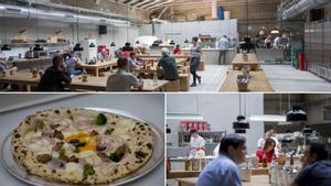 Parking Pizza abre un nuevo restaurante