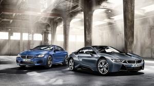 Duelo entre BMW i y BMW M
