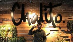 Roban en El Chalito, el restaurante de Luis Suárez en Barcelona