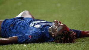 Tammy Abraham fue víctima de racismo tras la final de la Supercopa de Europa